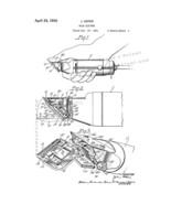 Hair Clipper Patent Print - White - $7.95 - $40.95