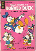 Walt Disney's Donald Duck Comic #96, Gold Key 1964 FN- - $12.59