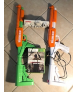 The Walking Dead Zombie Hunter Video Game Gun Rifle & Receiver (Plug and... - $69.99