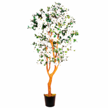5'  White Dogwood Silk Tree - $157.60