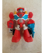 "Playskool Heroes Transformers Rescue Bots Heatwave The Fire-Bot 3.5"" Figure - $6.99"
