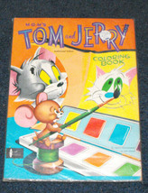 tom & jerry mgm coloring book Unused 1962 - $15.99