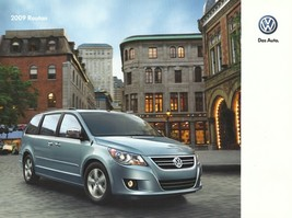 2009 Volkswagen ROUTAN sales brochure catalog US 09 VW - $9.00