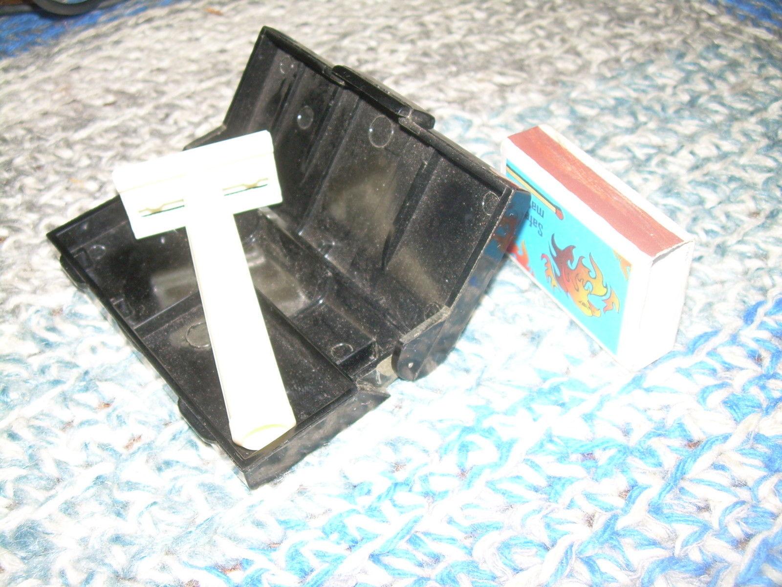Rare Antique Russian Soviet USSR Bakelite Safety Razor In Box 1970