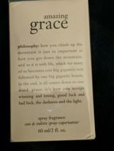 Philosophy Amazing Grace Edt Spray 2 Oz / 60ml Sealed - $37.95