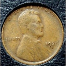 1929-D Lincoln Wheat Penny VF #926 - $1.79