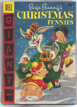 Comics Bugs Bunny Christmas Funnies Comic Book DELL No 7 1956 - $15.99
