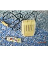 Vintage Soviet USSR Russian Microphone Oktava MD-47 about 1964 - $17.78