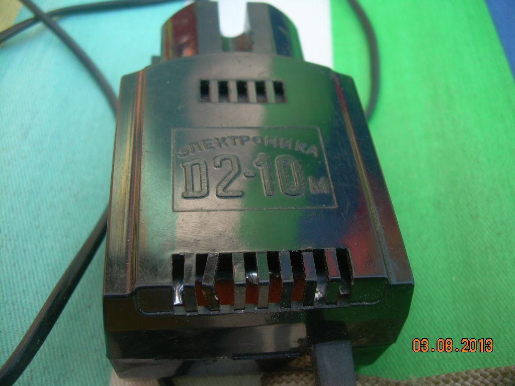 Vintage Soviet Russian Soviet Calculator Elektronika  B3-36  MK-36 Power Supply