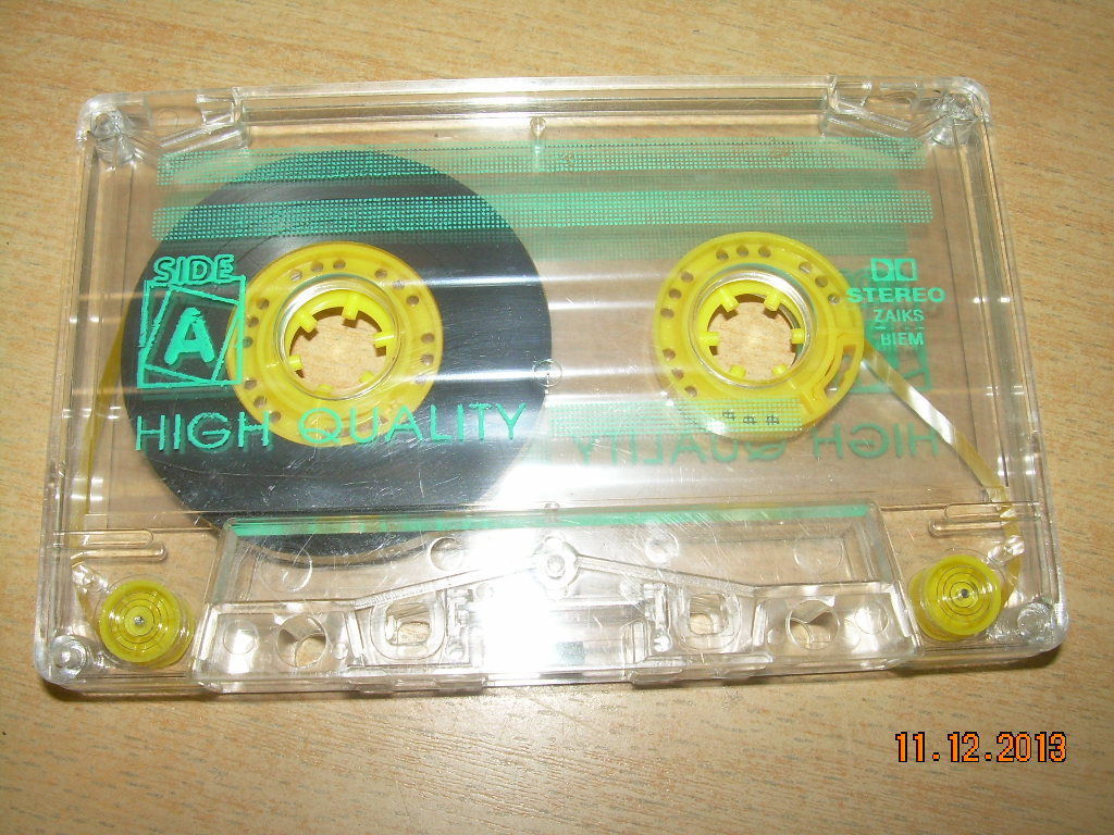 The Beatles The Best Selection 1962 - 1968 Part 2 Cassette Polish Release Poland image 2
