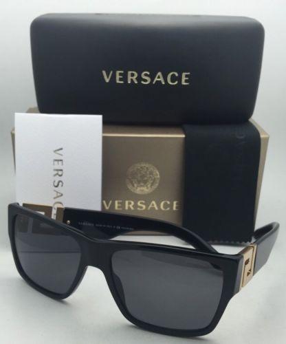 73da8ae8f3 Polarized VERSACE Sunglasses VE 4296 GB1 81 and 26 similar items