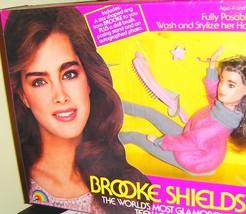 1982 Fashion Doll Brooke Shields - $36.70