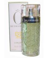 O De L'orangerie by Lancome Eau De Toilette Spray 2.5oz / 75ml - New in Box - $69.90