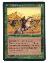Magic The Gathering MTG French Renaissance Whirling Dervish Card - 1995 - $2.50