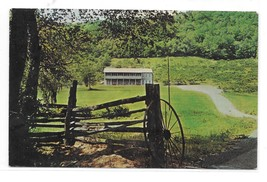 VA Syria  Graves Mountain Lodge Blue Ridge Mountains Vintage Postcard - $4.99