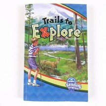Abeka 4th Grade Student Reader Trails to Explore CURRENT EDITION - $4.99