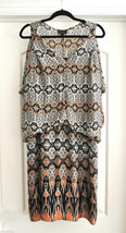 Anne Klein Collection 12 Silk w/Slip 450.00 New w/Tags Great for Travel - $89.95