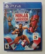 American Ninja Warrior Challenge Sony Playstation 4 PS4 2019  Brand New ... - $39.48