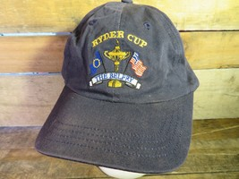 Ryder Cup The Belfry Regolabile Cappello Adulti Tappo - $2.06