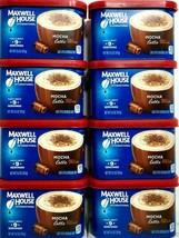 Maxwell House International Cafe Mocha Latte 8.5 oz ( Pack of 8 ) - $69.29