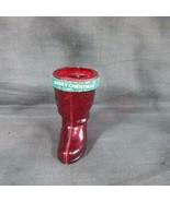 Vintage 1950's E. Rosen Christmas Boot Candy Container - $9.49
