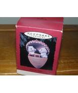 Hallmark Keepsake Ornament Sister to Sister Cute Chipmunks in Acorn Plas... - $7.69