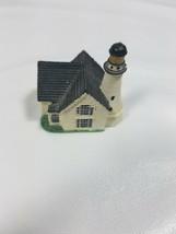 (11) Lenox American Lighthouse miniture Collection  –Cape Elizabeth - $4.46