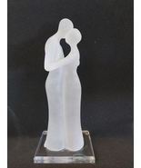 """12"""" Frost Kissing Couple. Brand New. - $40.00"""