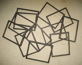 Distressed 8x10 picture frames, lot of 12 - $71.28