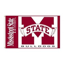 Mississippi State Bulldogs  NCAA Flag 3'x5' Premium Banner  - $29.65