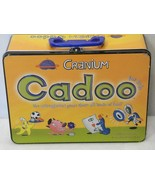 2001-2003 Cranium For Kids Tin Lunchbox Cadoo Board Game - $29.65