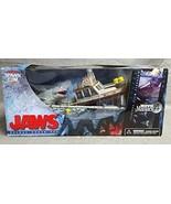 McFarlane - Movie Maniacs - Series 4 MM4 - Jaws Deluxe Box Set w/Shark J... - $624.95