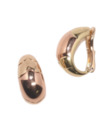 Bvlgari 18 Kt yellow gold Tubogas Earrings - $1,300.00