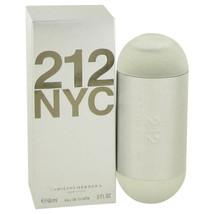 212 by Carolina Herrera 2 oz 60 ml EDT Spray  Perfume for Women New in Box - $46.03
