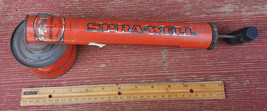 VINTAGE SPRA-WELL BUG SPRAYER STANDARD CONTAINER INC MONTCLAIR NJ - $9.47