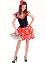 Spanish Senorita / Flamenco Dress , XS - XXL - $44.54