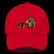 CHIPMUNK HAT / WILDLIFE HAT / ANIMALS HAT / COTTON CAP image 6