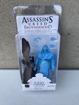 2012 NECA Assassins Creed Brotherhood Ezio Auditore Eagle Vision Ubisoft New - $23.76