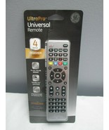 General Electric 33709 4 Device Universal Remote Control - Silver - $9.00