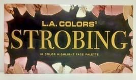 L,A,Colors Strobing 10 Color Highlight Face Palette - $14.77