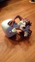 Extremely Rare! Looney Tunes Taz Tasmanian Devil Eating the Fridge Statu... - $102.00