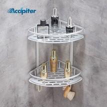 Bathroom Shelf Shower Shampoo Soap Cosmetic Shelves Storage Organizer Ra... - $22.56+