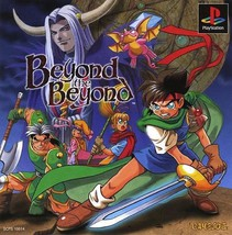 Beyond the Beyond, Sony Playstation One PS1, Im... - $19.99