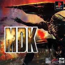 MDK, Sony Playstation One PS1, Import Japan Game - $19.99