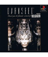 DARKSEED v1, Sony Playstation One PS1, Import Japan Game - $39.99