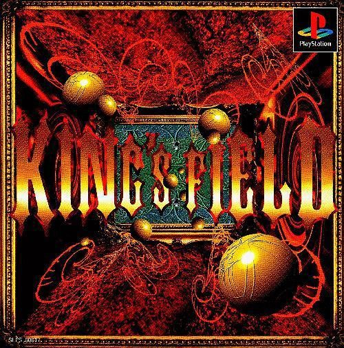 King's Field 1, Playstation One PS1, Import Japan Game