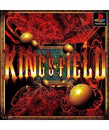 King's Field 1, Playstation One PS1, Import Japan Game - $24.99