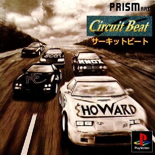 Circuit Beat, Sony Playstation One PS1, Import Japan Game