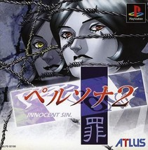Persona 2 (Innocent Sin), Sony Playstation One ... - $24.99
