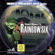 Tom Clancy's Rainbow Six, Sony Playstation One ... - $24.99